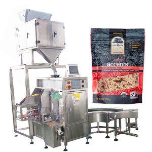 Kahve Tozu için Otomatik Dolum ve Kapama Makinesi