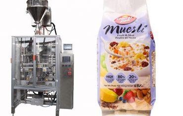 otomatik gıda tozu paketleme makinesi