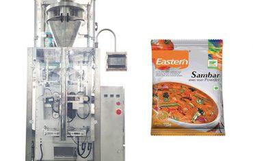 tavuk özü baharat tozu paketleme makinesi