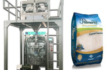 1-5kg otomatik granül paketleme makinesi