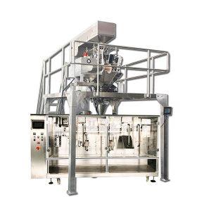 Otomatik Yatay Pre-made Granül Paketleme Makinası