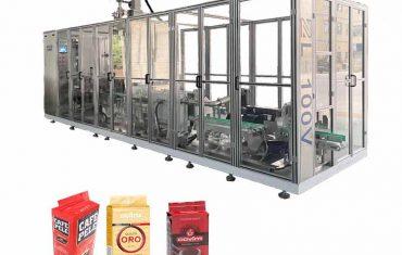 Otomatik Doğrusal Tip Tuğla Vakum Torba Paketleme Makinası