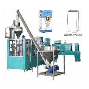 Otomatik Hazır Kağıt Torba Paketleme Makinası