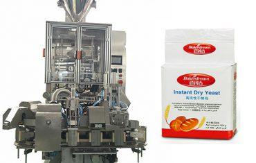 otomatik maya tozu vakum paketleme makinesi