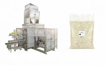 karabuğday gevreği büyük çanta paketleme makinesi