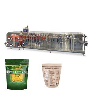 Doypack toz granül paketleme yatay form doldurma makinası mühür