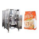 Tam otomatik gıda dörtlü seal çanta paketleme makinesi
