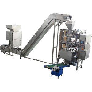 Granül Vakum Paketleme Makinası