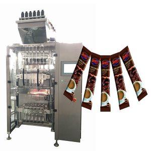 Yüksek Hızlı Çok Çizgilu Poşet Sopa Paketleme Makinesi