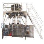 multihead kantarı ile yatay önceden yapılmış paketleme makinesi