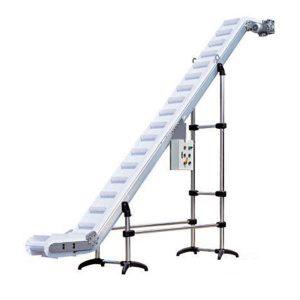 S-Tipi Cleat Belt Asansör