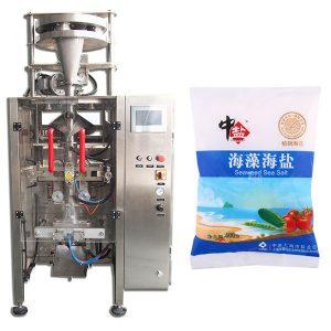 Tuz Paketleme Makinası