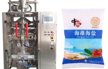 0.5kg-2kg tuz paketleme makinesi