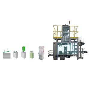 Polywoven Torba Paketleme Makinası İkincil Paketleme Çantası
