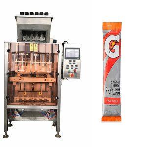 Küçük Poşet Powde Çok Hat Paketleme Makinası