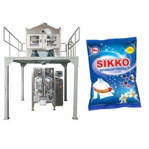 Çamaşır tozu paketleme makinesi