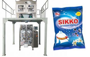 100g-5kg çamaşır tozu paketleme makinesi
