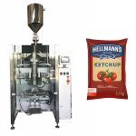 500g-2kg ketçap soslar paketleme makinesi